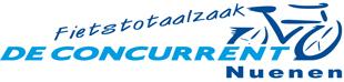 Fietstotaalzaak De Concurrent Logo